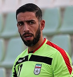 Ashkan Dejagah in Iran training.jpg