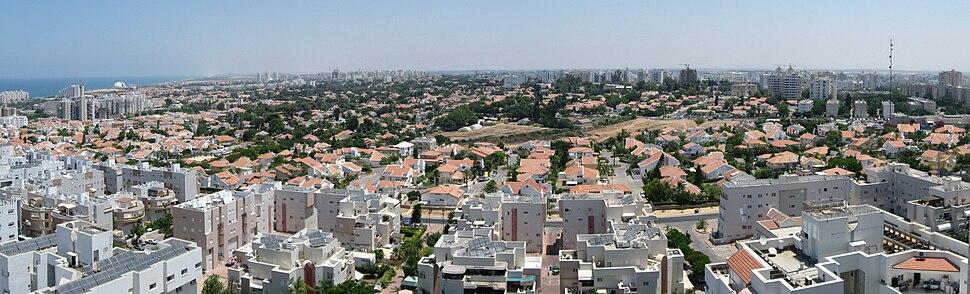 Ashkelon Panorama Image