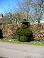 Ashmansworth - The Green Man - geograph.org.uk - 1204724.jpg
