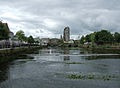 Askeaton Castle and the River Deel - geograph.org.uk - 497983.jpg