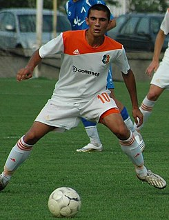 Atanas Dimitrov Bulgarian football midfielder