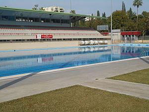 Atatürk Swimming Complex - Yüzüncü Yıl Pool