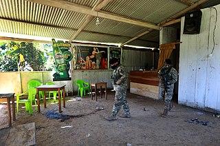San Miguel del Ene attack Terrorist attack in Peru