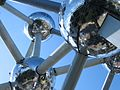 Atomium during renovation works 2005-09 --2.jpg