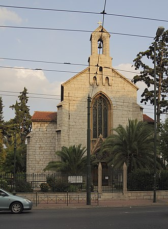 Stamatios Kleanthis - Image: Attica 06 13 Athens 11 Anglican Church