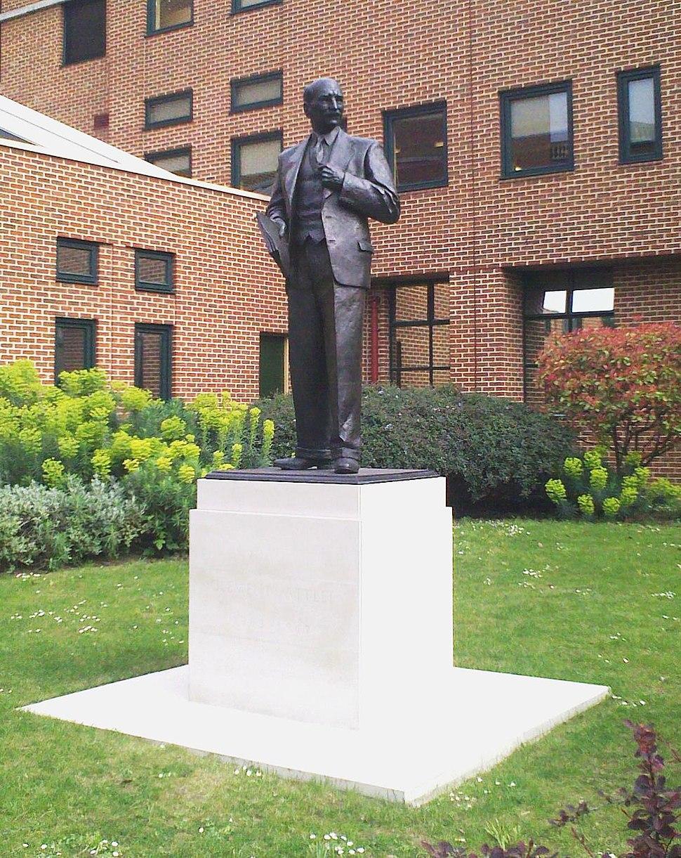 Attlee QMUL 1