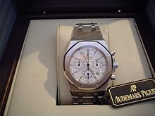 Audemars Piguet Wikipedia