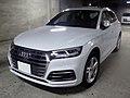 Audi Q5 45 TFSI quattro (DBA-FYDAXS) front.jpg
