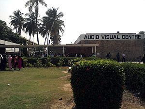 University of Karachi - Audio Visual Centre, KU