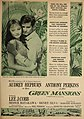 Audrey Hepburn and Anthony Perkins in 'Green Mansions', 1959.jpg