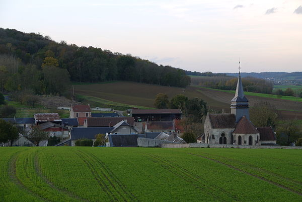 Photo de la ville Augy