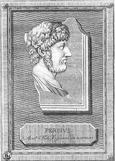 Persius ancient latin poet