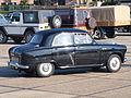 Austin A50 (1956), Dutch licence registration AM-25-27 pic4.JPG