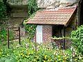 Auvers-sur-Oise (95), maison du Dr Gachet, poulailler.jpg