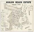 Avalon Beach Estate Plateau Rd, Park Reserve, 1921-1926.jpg