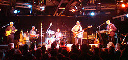 The Average White Band playing at The Liquid Room in Edinburgh on 20th May 2008.