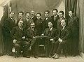 Avetis Aharonian with Arshak Jamalian and others.jpg