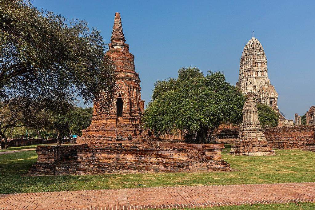 Ayutthaya - Wat Ratchaburana - 0050