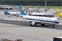 B-6135 - A332 - China Southern Airlines