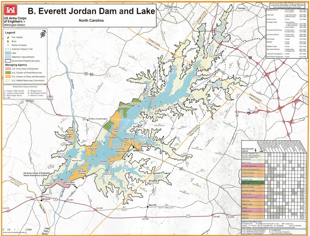 File:B. Everett Jordan Lake Map.png - Wikimedia Commons