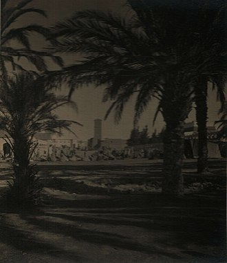 Touggourt - Touggourt in January 1913