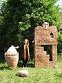 BEATA ROSTAS Generations,Serbia, Kikinda 2011, terracotta, 250cm x 200x 200 cm.jpg