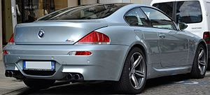 BMW M6 - Coupe
