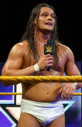 NXT Arrival - Bo Dallas, the defending NXT Champion heading into NXT Arrival.