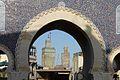 Bab Boujeloud, Fes, Marokko.JPG