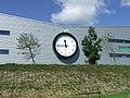 Backward Clock - geograph.org.uk - 548627.jpg