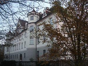 Waldburg-Waldsee - Waldsee Castle