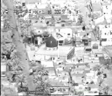 File:Baghdad airstrike 20070712 24s491to85s618.ogv