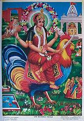 The Goddess Bahuchara Mata