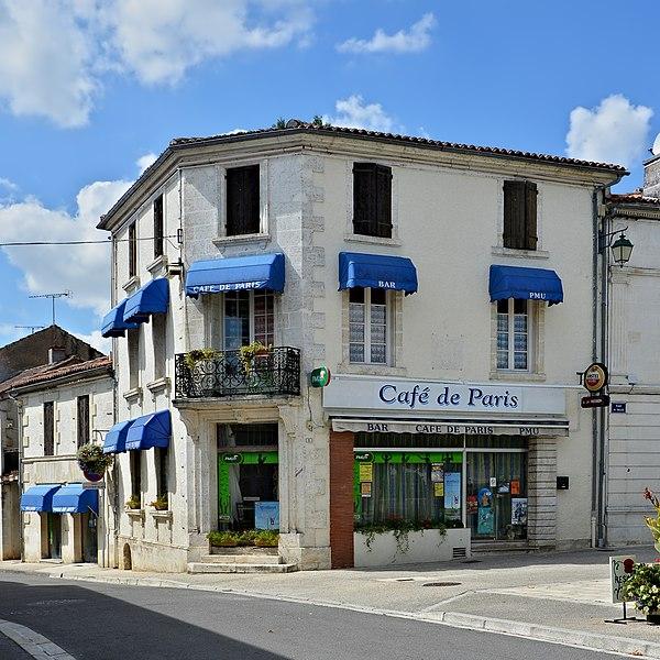 Caf De Sainte Foy Les Lyon