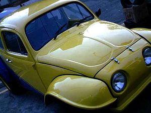 Baja Bug - Image: Baja Califórnia Dianteira