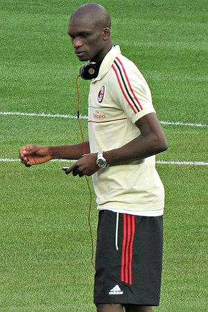 Bakaye Traoré - Traoré in 2012