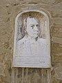Balás Árpád (1840-1905) portrédomborműve, 2017 Mosonmagyaróvár.jpg