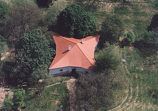 Balatonszentgyörgy Village in Southern Transdanubia, Hungary