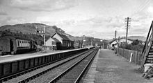 Until 1965 there was a station on the Highland Railway Ballinluig Station 1747129 96bc622c.jpg