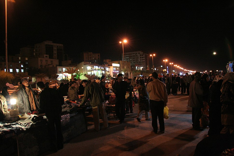 Bandar Abbas night