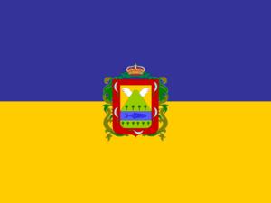 Illapel - Image: Bandera Illapel