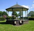 Bandstand - Foster Park, Denholme - geograph.org.uk - 840481.jpg