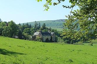Sir Hew Dalrymple-Hamilton, 4th Baronet - Bargany House, Ayrshire - the Dalrymple family seat