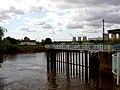 Barmby barrage. - geograph.org.uk - 537252.jpg