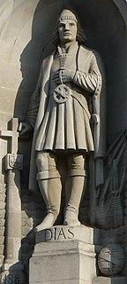 Bartolomeu Dias Portuguese explorer