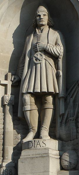 Resultado de imagen de Bartolomé Díaz