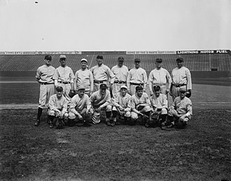History of the Washington Senators (1901–1960) - Image: Baseball LCCN2016887984 (cropped)