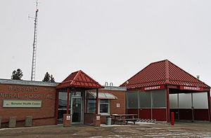 Bassano Health Centre - Image: Bassano Health Centre