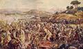 Batalha de Montes Claros (Roque Gameiro, Quadros da História de Portugal, 1917).png