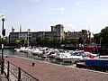 Bathurst Basin and the Bristol General Hospital - geograph.org.uk - 245561.jpg